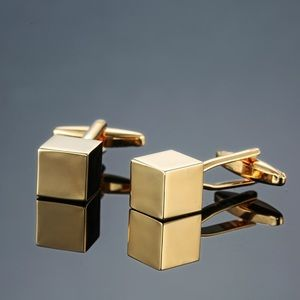 Other - Gold Cube Cufflinks